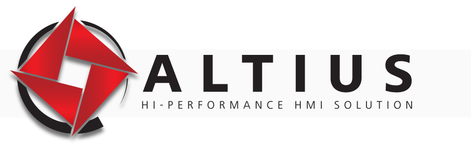 ALTIUS Hi-Performance HMI Solution